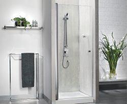 מקלחון חזית דלת אחת