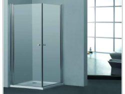 מקלחון פינתי מרובע שתי דלתות 87-88.5