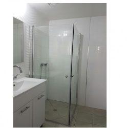 מקלחון פינתי מרובע שתי דלתות 70*70 מידה מיוחדת SELAQUA