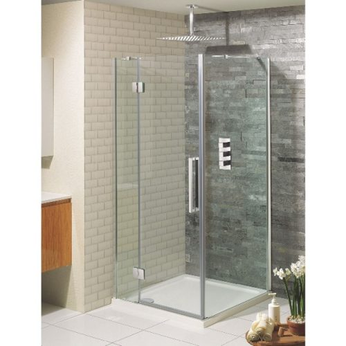 מקלחון משולב פרופילים וצירים לפי מידה