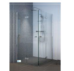 מקלחון פינתי מרובע הרמוניקה  SELAQUA
