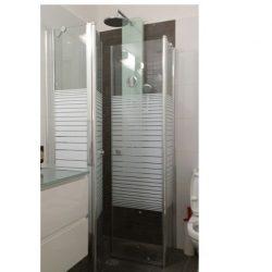 מקלחון פינתי 2 קבועים ו 2 דלתות MARTIN SELAQUA