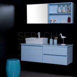 """ארון אמבטיה תלוי אודרי ספיישל 90-150 ס""""מ"""