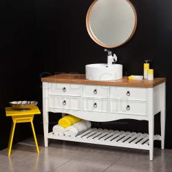 """ארון אמבטיה עומד ענתיק אפריל עד 120 ס""""מ"""