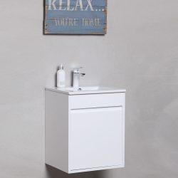 """ארון אמבטיה תלוי פרייבט דיאנה 45 ס""""מ"""