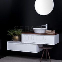 """ארון אמבטיה תלוי ספיישל מודולרי 60-120 ס""""מ"""