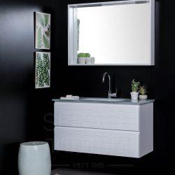 """ארון אמבטיה תלוי נובל עמית 60-120 ס""""מ"""
