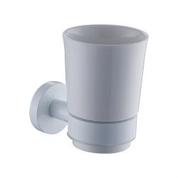 כוס תלויה עדן לבן