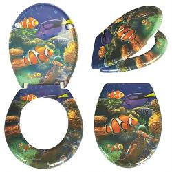 מושב אסלה דגים