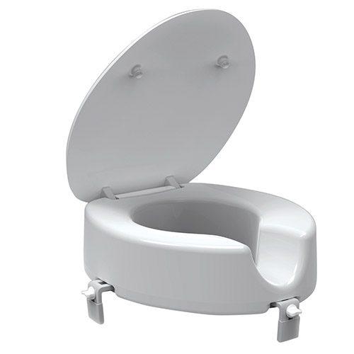 מושב הגבהה לנכים עם מכסה