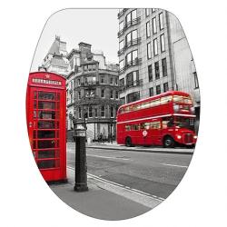 מושב אסלה לונדון