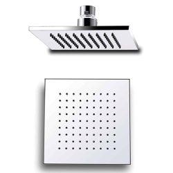 """ראש מקלחת מרובע 150 מ""""מ TMY"""