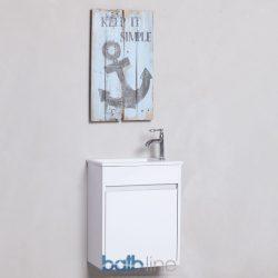 ארונות אמבטיה לחללים קטנים