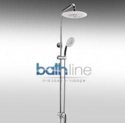 ערכת  מקלחת הרמוניה 801791 חמת