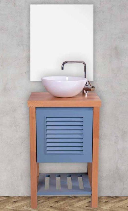 ארון אמבטיה עומד דגם אירוס