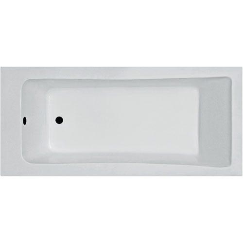 אמבטיה אקרילית מלבנית
