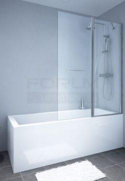 """אמבטיון 120 קבוע 60 ס""""מ דלת 60 ס""""מ"""