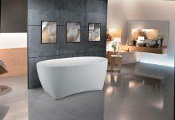 אמבטיה FREESTANDING מעוצבת