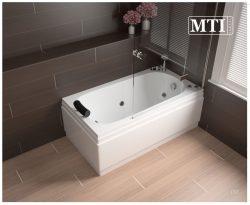 """אמבטיה מלבנית במידה מיוחדת 130*70 ס""""מ"""